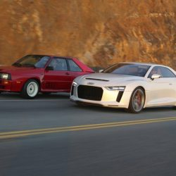 Audi Sport prepara la llegada de un deportivo eléctrico para 2020. ¿Regresa el Audi Quattro?