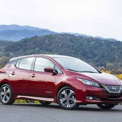 El Nissan LEAF cada vez vende más: podrían entregarse más de 100.000 unidades sólo este año