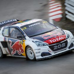 Peugeot se compromete aún más con el World Rallycross y su futuro eléctrico