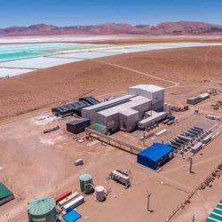 Toyota invierte 190 millones de euros en una empresa minera de extracción de litio