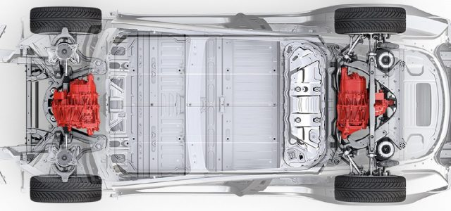 Lanzamiento inminente del Tesla Model 3 con tracción total