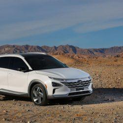 Hyundai Nexo, el SUV con pila de combustible de hidrógeno con 595 km de autonomía