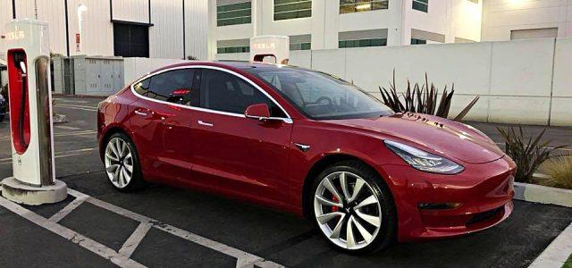 Se abre la configuración del Model 3 a los clientes que nunca han tenido un Tesla