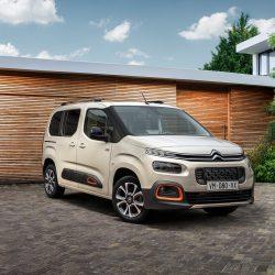 Citroën presenta la nueva Berlingo, y confirma que volverá a tener una versión eléctrica