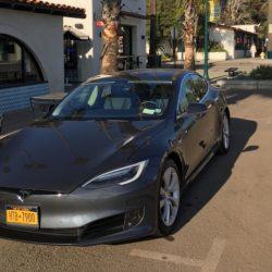De costa a costa de Estados Unidos con un Tesla Model S 100D