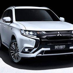 El Mitsubishi Outlaner PHEV recibirá una actualización de su batería con hasta 62 kilómetros de autonomía eléctrica