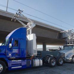 La autopista electrificada eHighway de Siemens comienza a funcionar en California