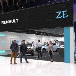 Renault abre su primera tienda exclusiva para sus coches eléctricos