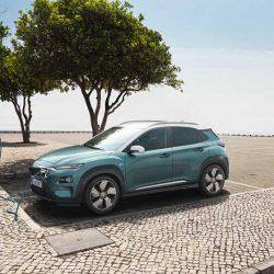 Hyundai Kona eléctrico: Ficha técnica