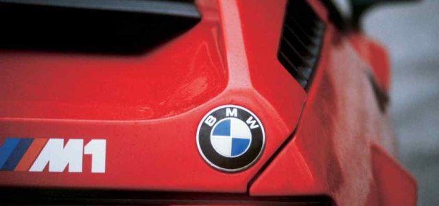 BMW confirma que los coches de su división deportiva M se electrificarán