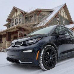 Probando el nuevo BMW i3S en invierno. Mejor comportamiento dinámico pero un consumo elevado