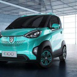El Wuling Baojun E100, el coche eléctrico de 7.000 dólares de General Motors, comienza a expandirse a más ciudades chinas