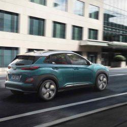 Probando la aceleración del Hyundai Kona eléctrico en la Autobahn (vídeo)