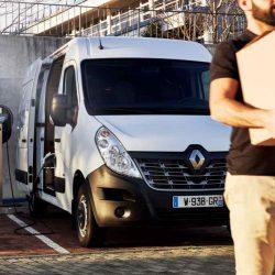 Primeras pruebas de la Renault Master Z.E. ¿Qué autonomía consigue la furgoneta eléctrica?