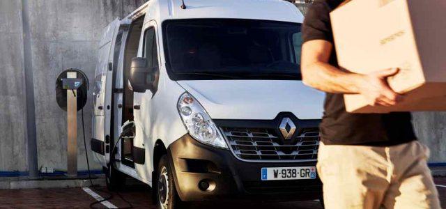 Se presenta de forma oficial la nueva Renault Master eléctrica. Batería LG de 33 kWh, autonomía real de 120 kilómetros y gestión de flotas