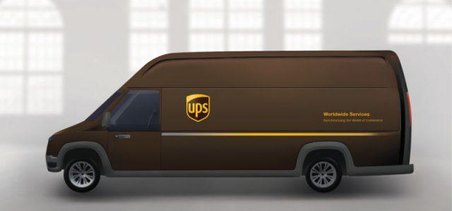 Según UPS, con 160 kilómetros de autonomía una furgoneta eléctrica ya es más económica que una diésel