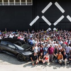 Farday Future avanza una inversión de 1.500 millones de dólares. Llegada del FF91 este año, y ya preparan otro modelo más asequible