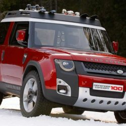 El nuevo Land Rover Defender podría recibir una versión 100% eléctrica