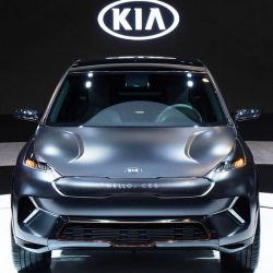 El KIA Niro eléctrico se presentará en el Salón de París, y comenzará a venderse antes de que termine el año