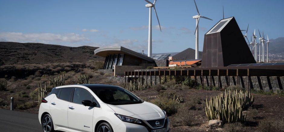 ¿Cuánto CO2 ha emitido la recarga de tu coche eléctrico en 2017?