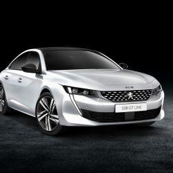 Peugeot presenta el nuevo y sugerente 508, y confirma la llegada de una versión PHEV en 2019