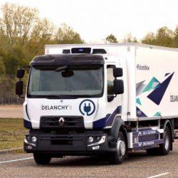 Renault Trucks confirma que comenzará a vender camiones eléctricos a partir de 2019