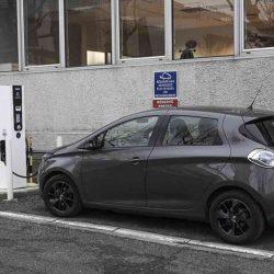 Mapa de los 11 nuevos puntos de recarga para coches eléctricos de Asturias