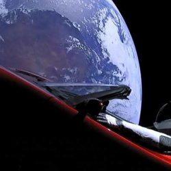 Finalmente, SpaceX consigue enviar un Tesla Roadster al espacio de forma exitosa