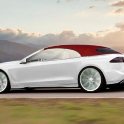 Ares Design fabricará un Tesla Model S Convertible