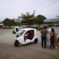 Una empresa india invertirá 1.000 millones de dólares en un sistema de cambio de baterías para vehículos eléctricos