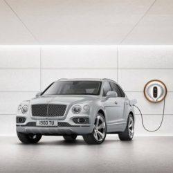 El Bentley Bentayga estrena una versión PHEV con sólo 50 km de autonomía NEDC