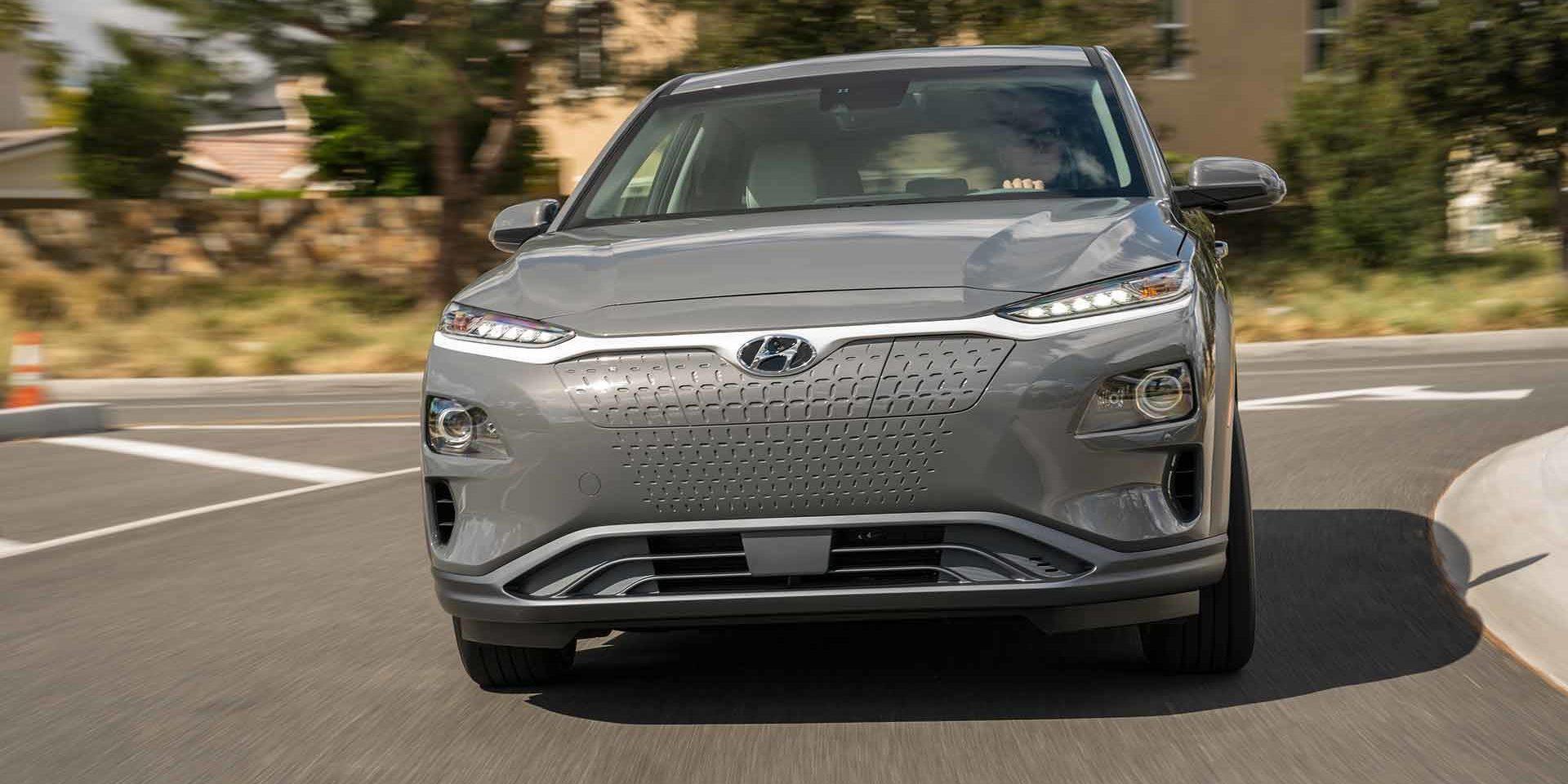 El Hyundai Kona Electrico Sorprende En Estados Unidos Con Un