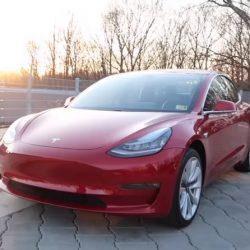 Top Gear prueba el Tesla Model 3