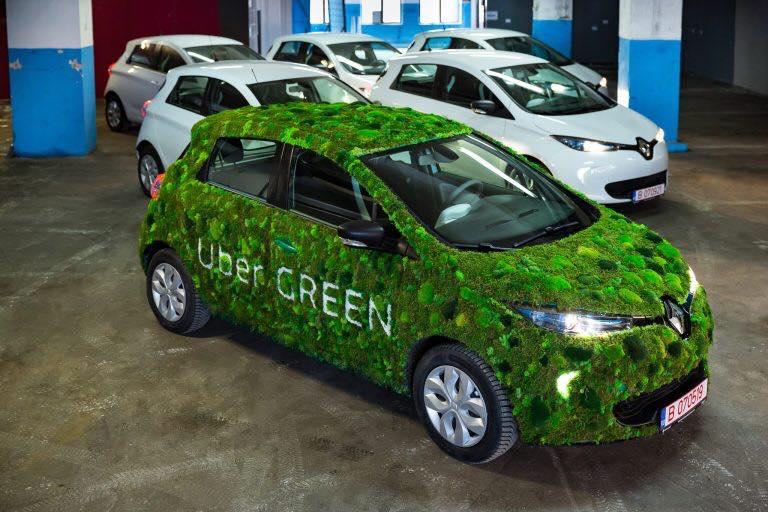 Uber Pone En Marcha Una Flota De Renault Zoe En Bucarest Forococheselectricos