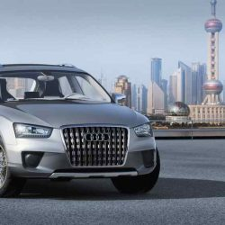 Audi confirma que lanzará un Q3 eléctrico en 2021