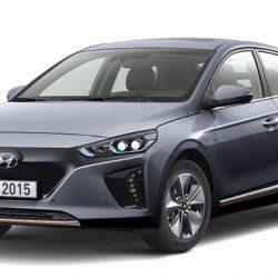 El Hyundai IONIQ eléctrico recibe una actualización, aunque mucho más modesta de lo esperado