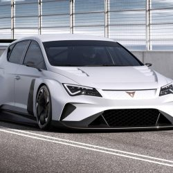 Cupra revela el e-Racer, un SEAT Leon de carreras, 100% eléctrico y con 670 cv