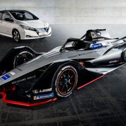 Este será el monoplaza que utilizará Nissan para competir en la Fórmula E