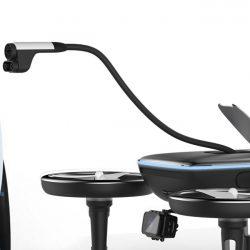 Volt es un dron capaz de cargar un coche eléctrico en cualquier lugar