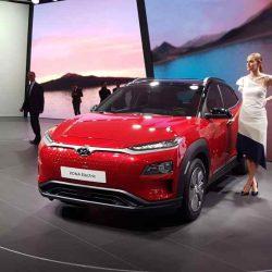 Salón internacional del Automóvil de Ginebra 2018: Hyundai Kona eléctrico