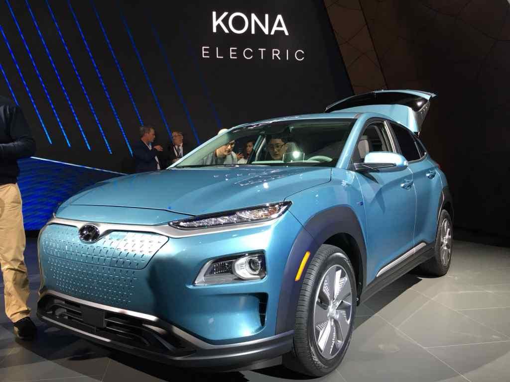 Primicia El Hyundai Kona Electrico Costara 42 000 Euros En