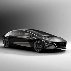 Aston Martin revivirá Lagonda como marca de lujo eléctrica