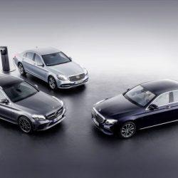 Mercedes intenta salvar al diésel integrándolo en los nuevos sistemas híbridos enchufables
