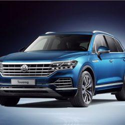 El Volkswagen Touareg híbrido enchufable llegará en 2019