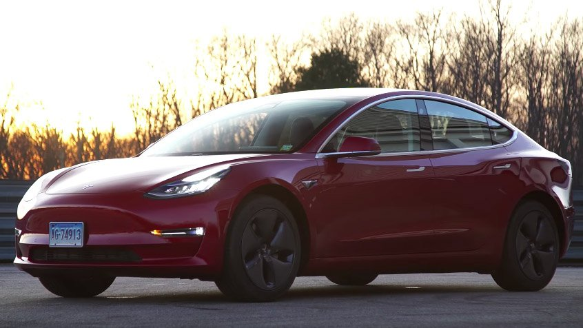 Tesla Model 3 Consumer Reports - Imagez co