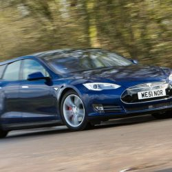Primeras pruebas del Tesla Model S Shooting Brake