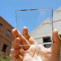 Una placa solar transparente que podría acercar el sueño de fabricar coches eléctricos solares