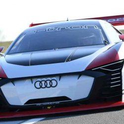 Audi e-tron Vision Gran Turismo. Un coche promocional para la Fórmula E, con el doble de potencia que los monoplazas