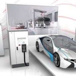 ABB Terra HP. Nuevos cargadores para coches eléctricos con potencias de entre 150 y 350 kW