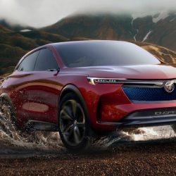 Buick presenta el Enspire, un SUV eléctrico con 595 kilómetros de autonomía